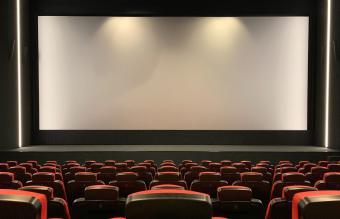 Empty Seats In Auditorium