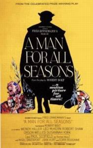 A Man for All Seasons movie poster