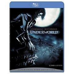 Underworld Movie Script