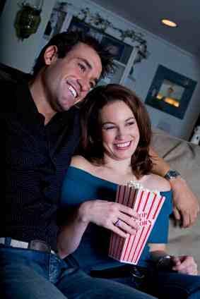 Enjoy a romance movie from a book!