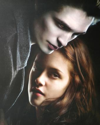 New Moon Cast Pictures