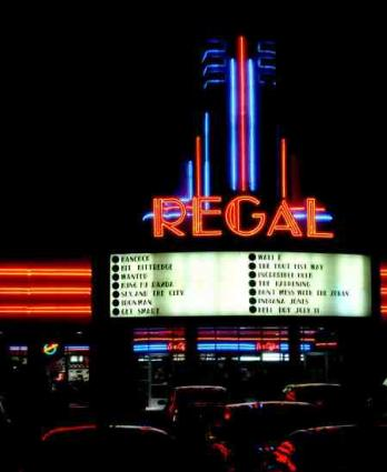 Movie theaters will tell you a film's rating