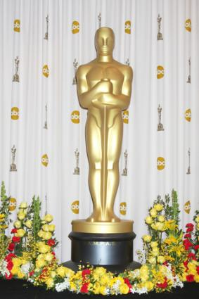 Oscar Statue in the Press Room of the 82nd Academy Awards Kodak Theater Los Angeles, CA March 7, 2010