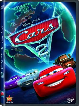 Cars 2 DVD at Amazon.com