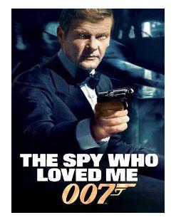The Spy Who Loved Me 007
