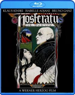 Nosferatu remastered edition blu-ray