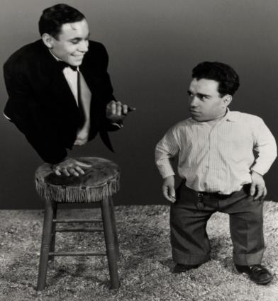 Freaks Publicity Still (1932 Film)