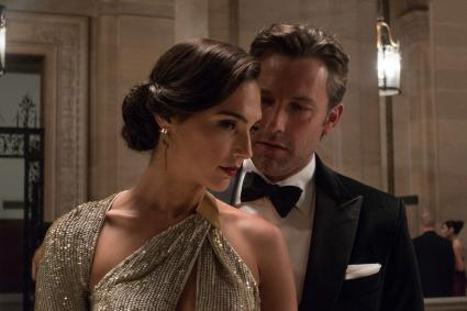 Ben Affleck and Gal Gadot
