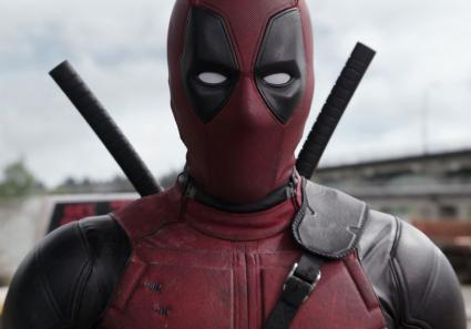 Deadpool movie image