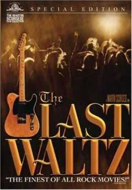 The Last Waltz DVD at Amazon