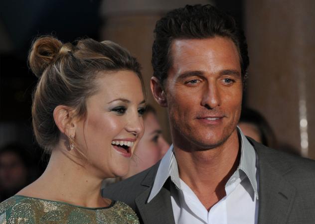 Kate Hudson, Matthew McConaughey