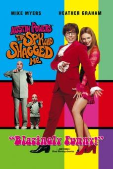 The Spy Who Shagged Me