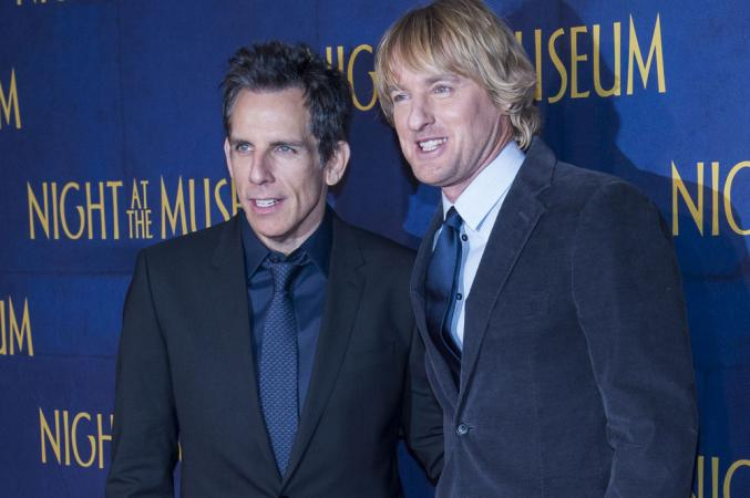 Ben Stiller, Owen Wilson - Night at the Museum