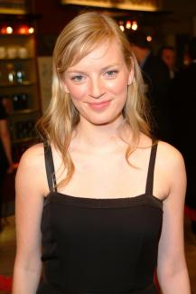 Sarah Polley at movie premiere