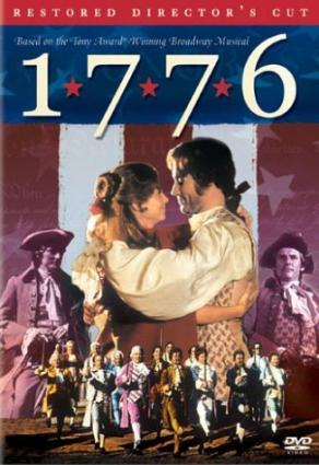 1776 movie poster