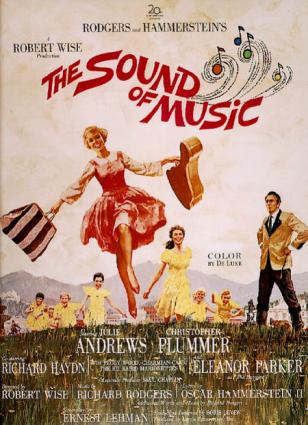 Sound of Music movie poster
