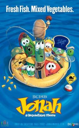 Jonah: A Veggie Tales movie poster