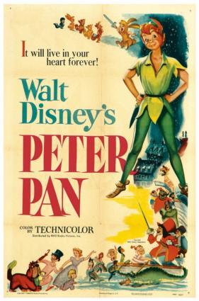 Peter Pan movie poster
