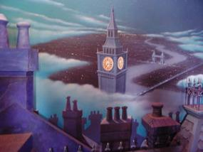Peter Pan's London