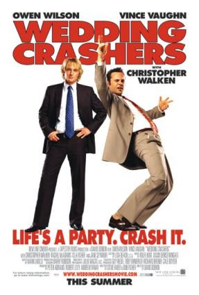 The Wedding Crashers movie poster