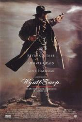 Wyatt Earp movie poster