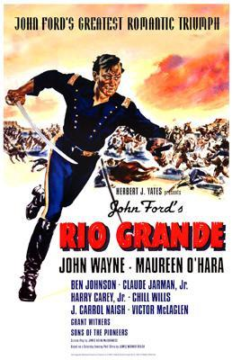 Rio Grande movie poster