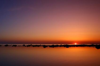 Inspiring Sunset