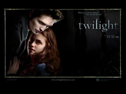Wallpaper for the movie Twilight