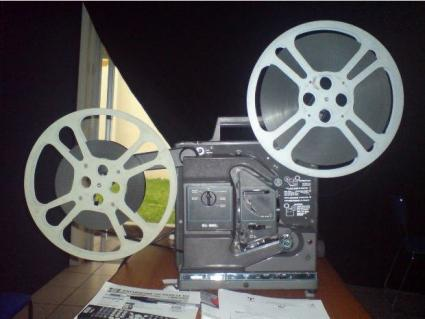 50's classic movies were originally made for reels, not TV's!