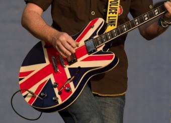 British Rock Music Groups