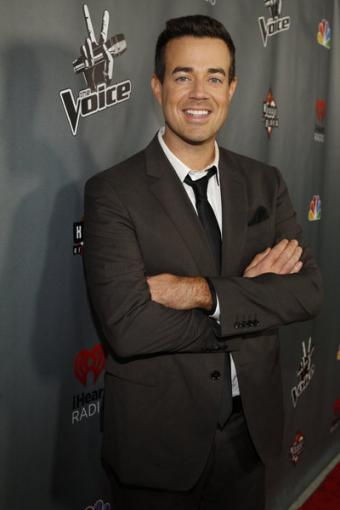 Carson Daily - The Voice Live Show Aired November 20 on NBC
