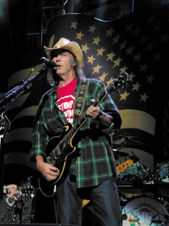 Neil Young 2001