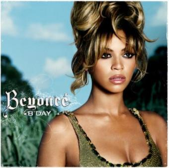 Beyonce Get Me Bodied album cover
