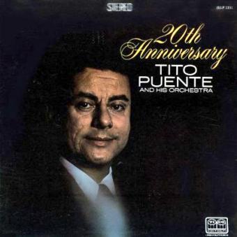 Latin jazz artist Tito Puente's 20th Anniversary album