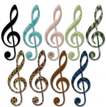 Free Music Note Clip Art