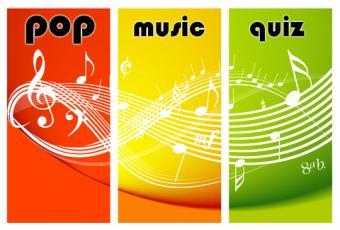 Free Pop Music Quiz Questions