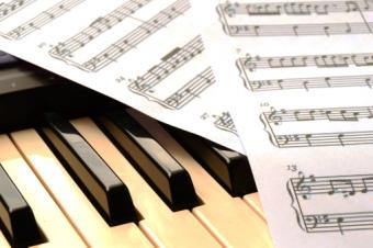 Sites for Free Piano Sheet Music