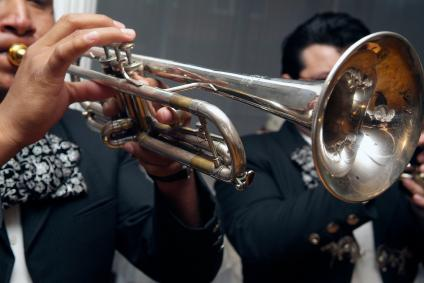 mariachi band trumpet