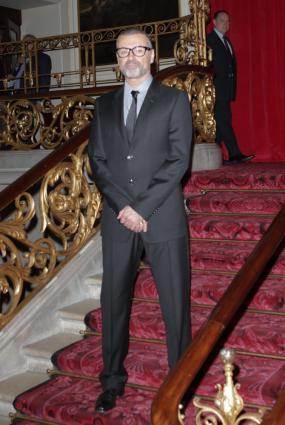 George Michael; Solarpix / PR Photos