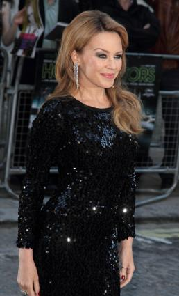 Kylie Minogue at UK premiere of Holy Motors; Landmark / PR Photos
