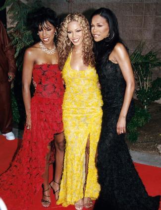 Destiny's Child 2000 Billboard Music Awards