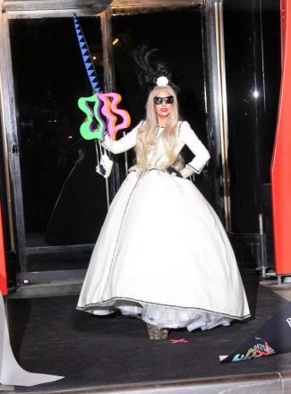 Lady Gaga's Workshop