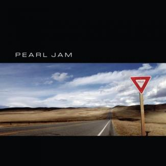 Pearl Jam Yield record album