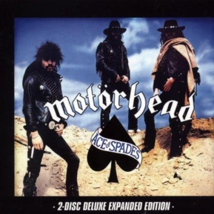 Motorhead Ace of Spades album cover
