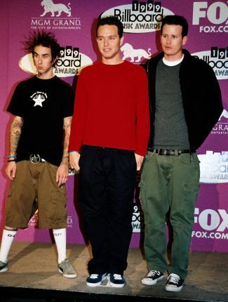 Blink 182 in 1999