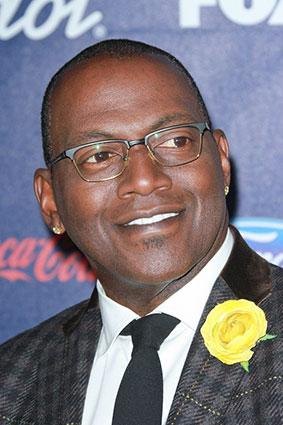 "Randy Jackson at ""American Idol"" Season 11 Top 13 Finalists Party"