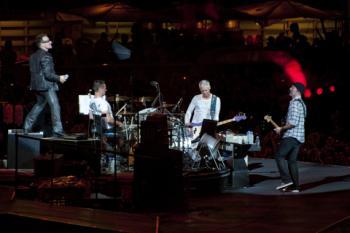 U2 Live at Turin; © Thevirex | Dreamstime.com