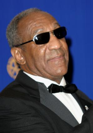 Comedian Bill Cosby