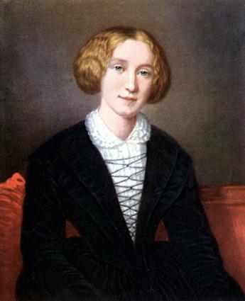 Author George Eliot