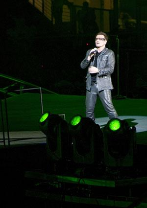 U2 360° Tour - Live at Turin 2010